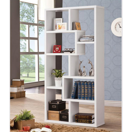 10 Shelf Bookcase