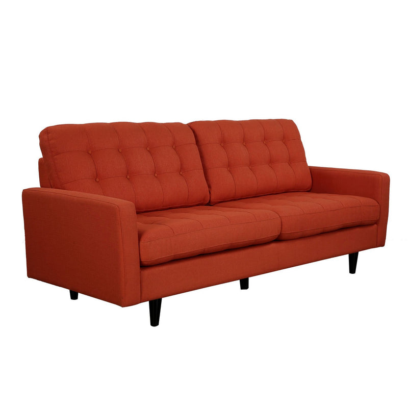 PRESTON SOFA ORANGE 505371