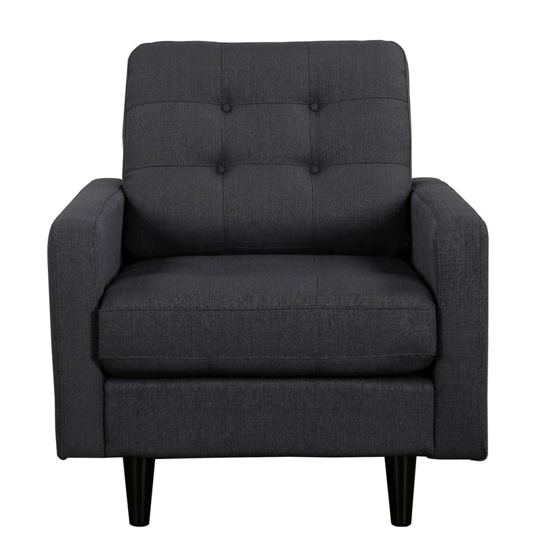 PRESTON CHAIR CHARCOAL 505376
