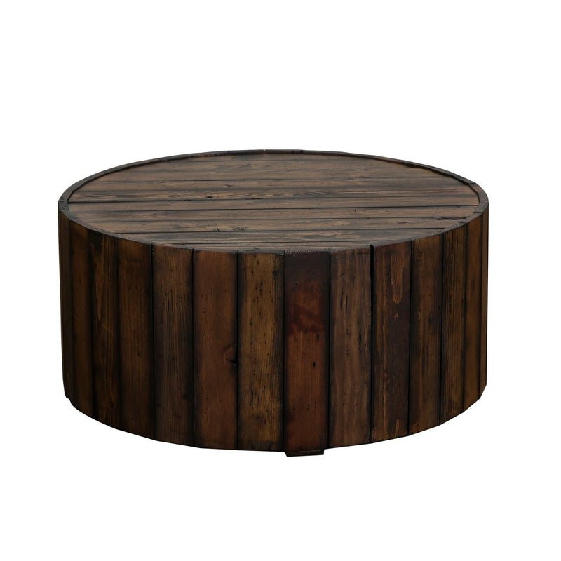 BROOKS COCKTAIL TABLE T4017-45 RUSTIC PINE