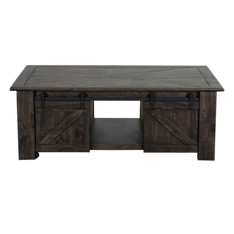 GAGE COCKTAIL TABLE T3778-50 CHARCOAL