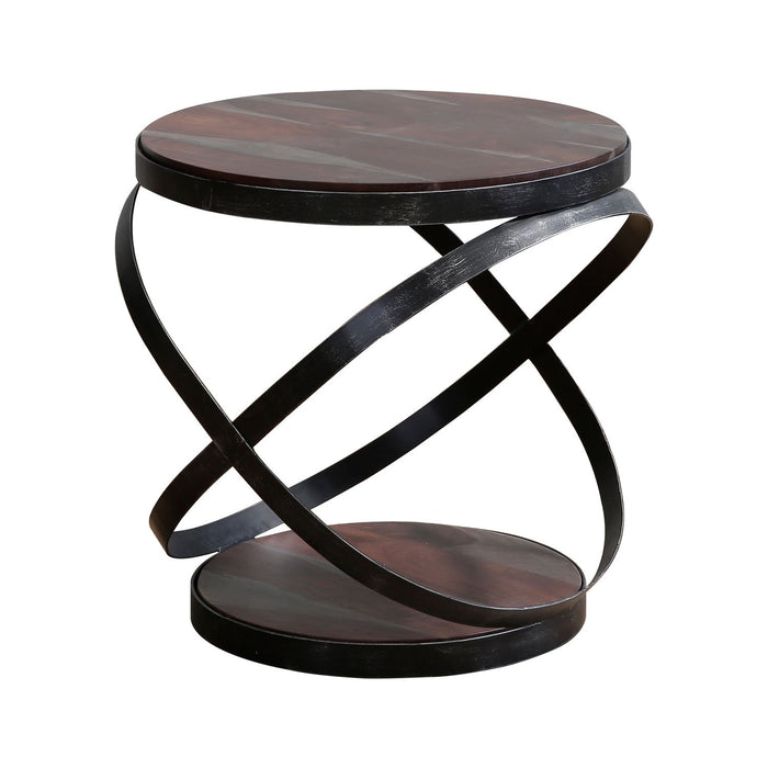 Orbit Collection Accent Table