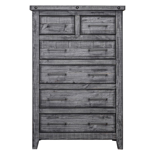 CHEST  QUINCY  GNL6000-CHEST BURNT GREY