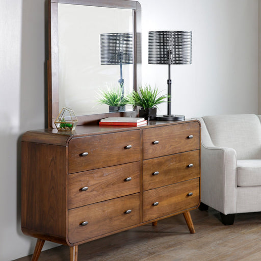 Meyer Dresser - Dark Walnut