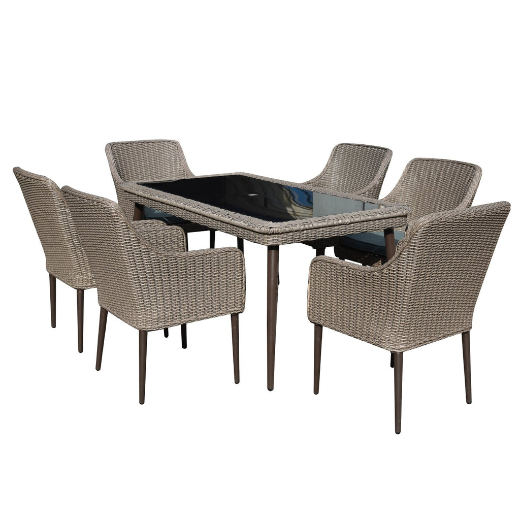 Hanalei Dining Patio Collection