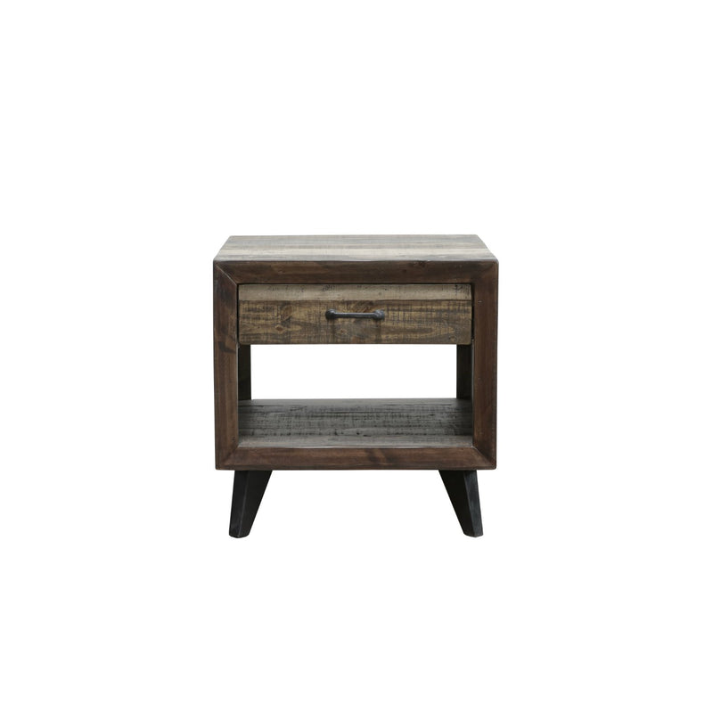 END TABLE THOMAS NL-1500-END