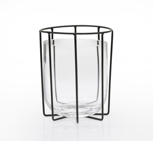 Candle Holder Cage