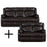 Brodie 2PC Sofa & Loveseat Set