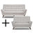 Dexter Sofa & Loveseat Set