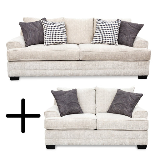 Isabella Sofa & Loveseat Set