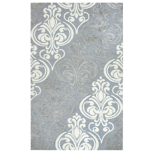 SEVILLE 2.6X8 RUG LS9562 GY