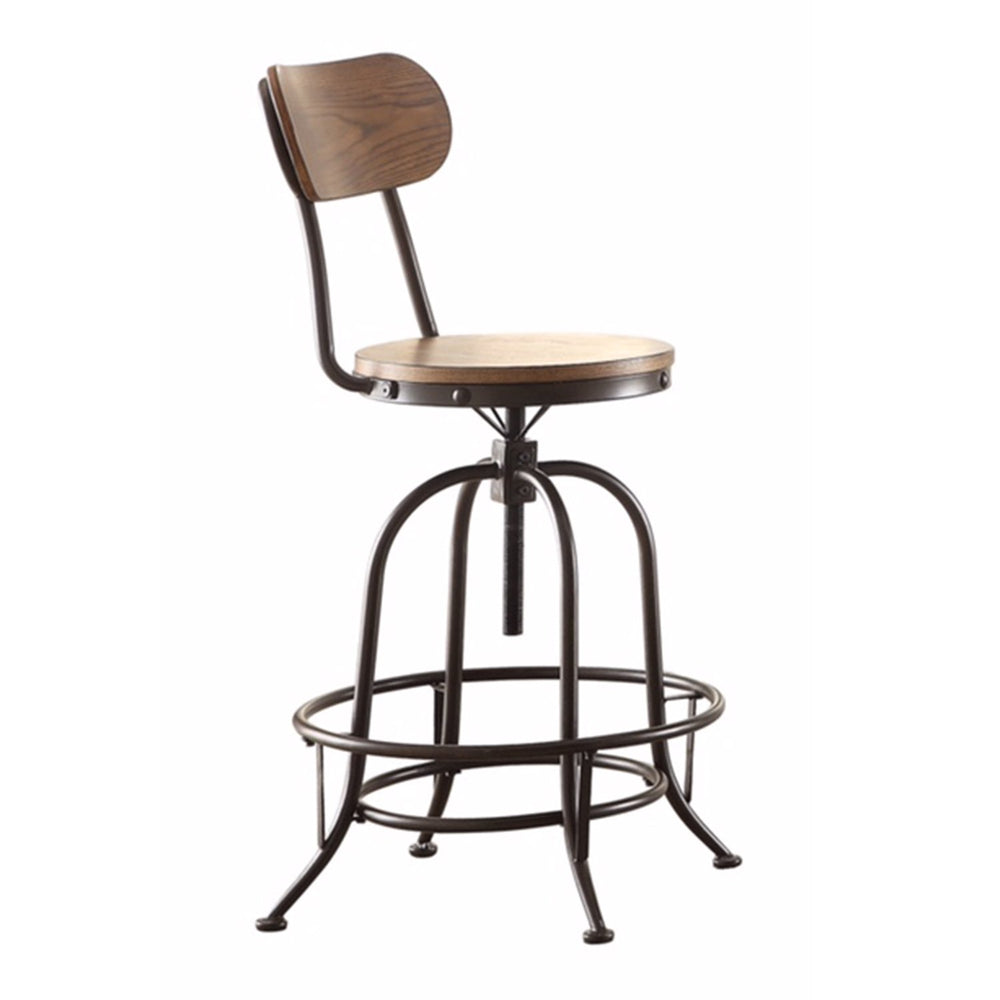 Casey Adjustable Bar Chair