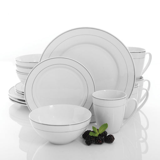 16 PC Palladine Dinnerware Set