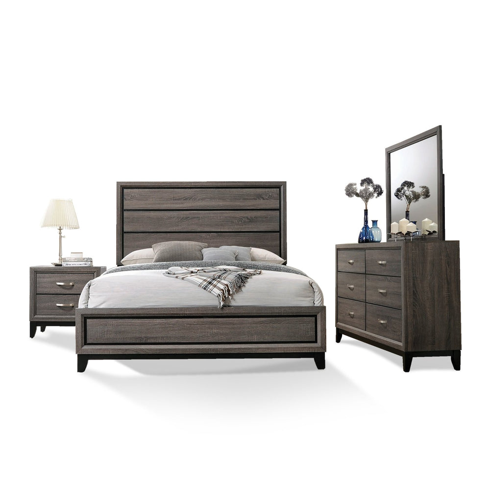 Walter 4-Piece Bedroom Set