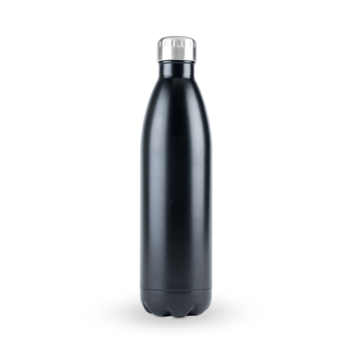 750ML TRUE STAINLESS STEEL WATER BOTTLE 5141 GRAY
