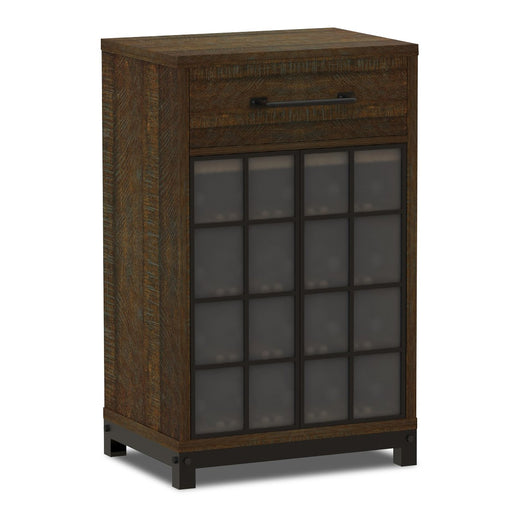 Uptown Cabinet with Wine Holder