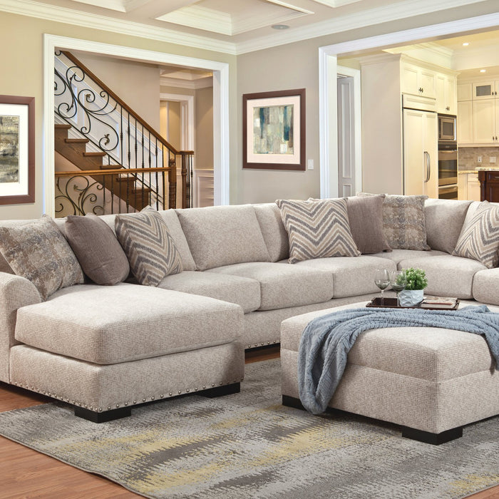 Capri 3-Piece Sectional