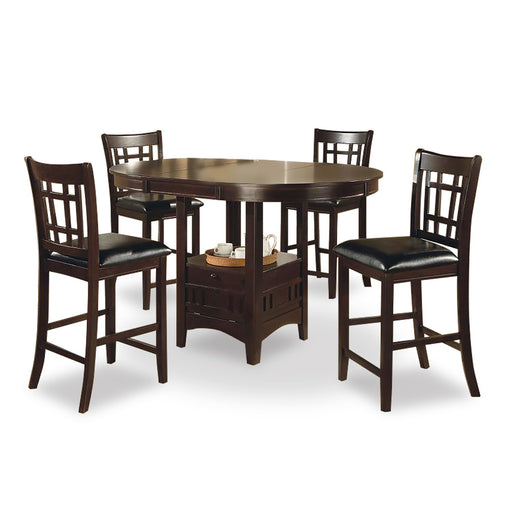 Landen 5-Piece Counter-Height Set