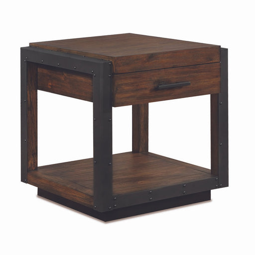 Andes End Table
