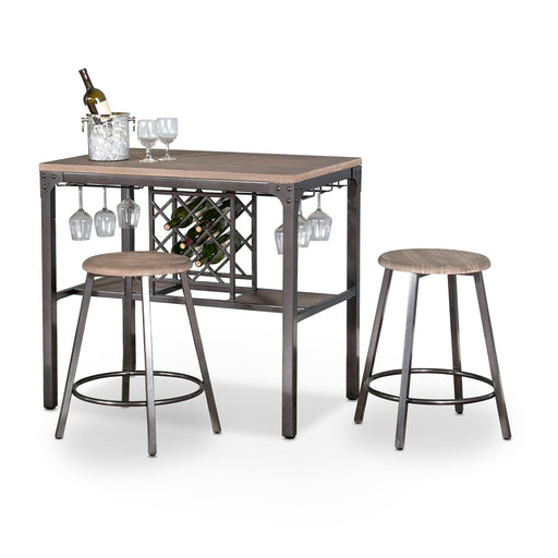 Ryder 3-Piece Counter-Height Set