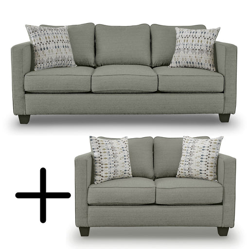 Astoria Sofa & Loveseat Set