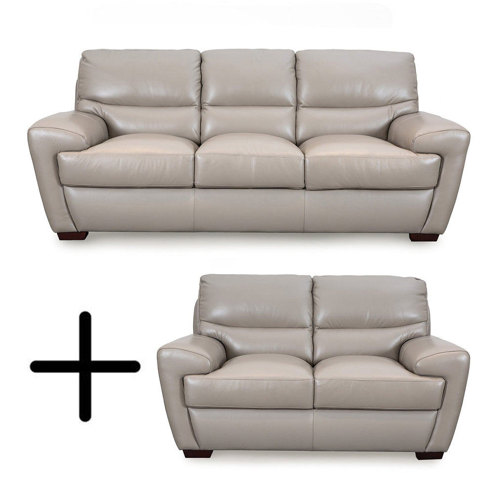 Novara Sofa & Loveseat Set
