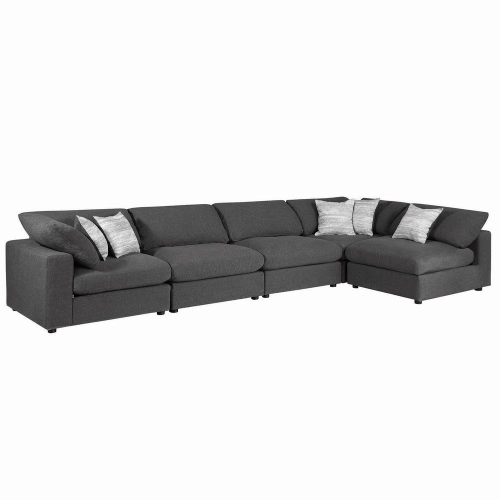 Oasis 5-Piece Modular Sectional