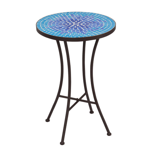 Willow Mosaic Outdoor Table