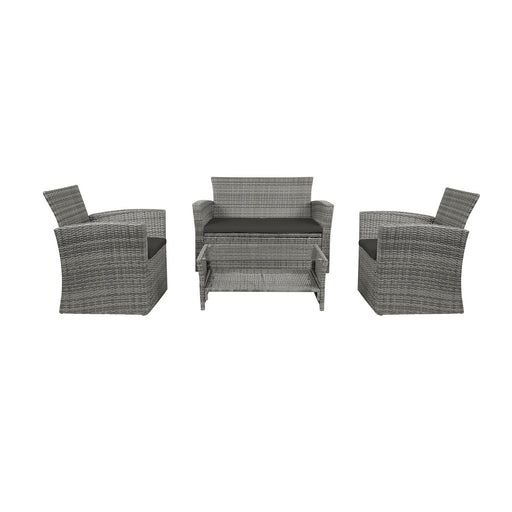Aerin 4-Piece Outdoor Set
