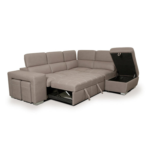 Provo 2PC Sleeper Sectional