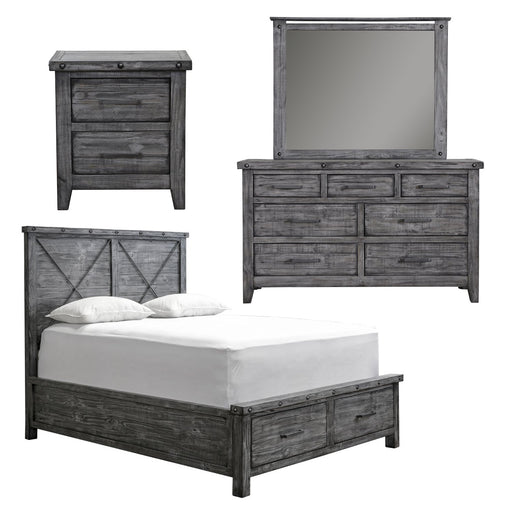 Quincy 4PC Bedroom Set
