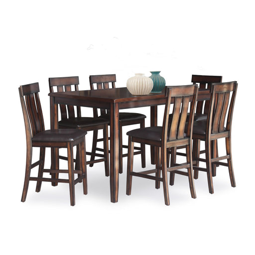 Martell 7PC Pub-Height Dining Set