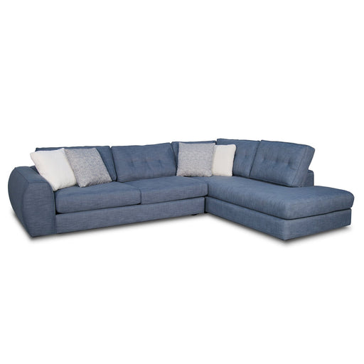 Clayton 2 Piece La Sofa Sectional
