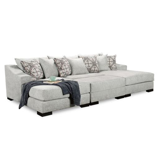Emmett 4PC Sectional w/Ottoman