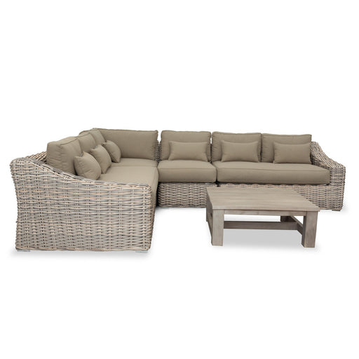 Havana 5PC Outdoor Sectional Set