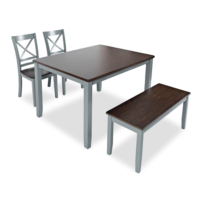 Abilene 4PC Dining Set