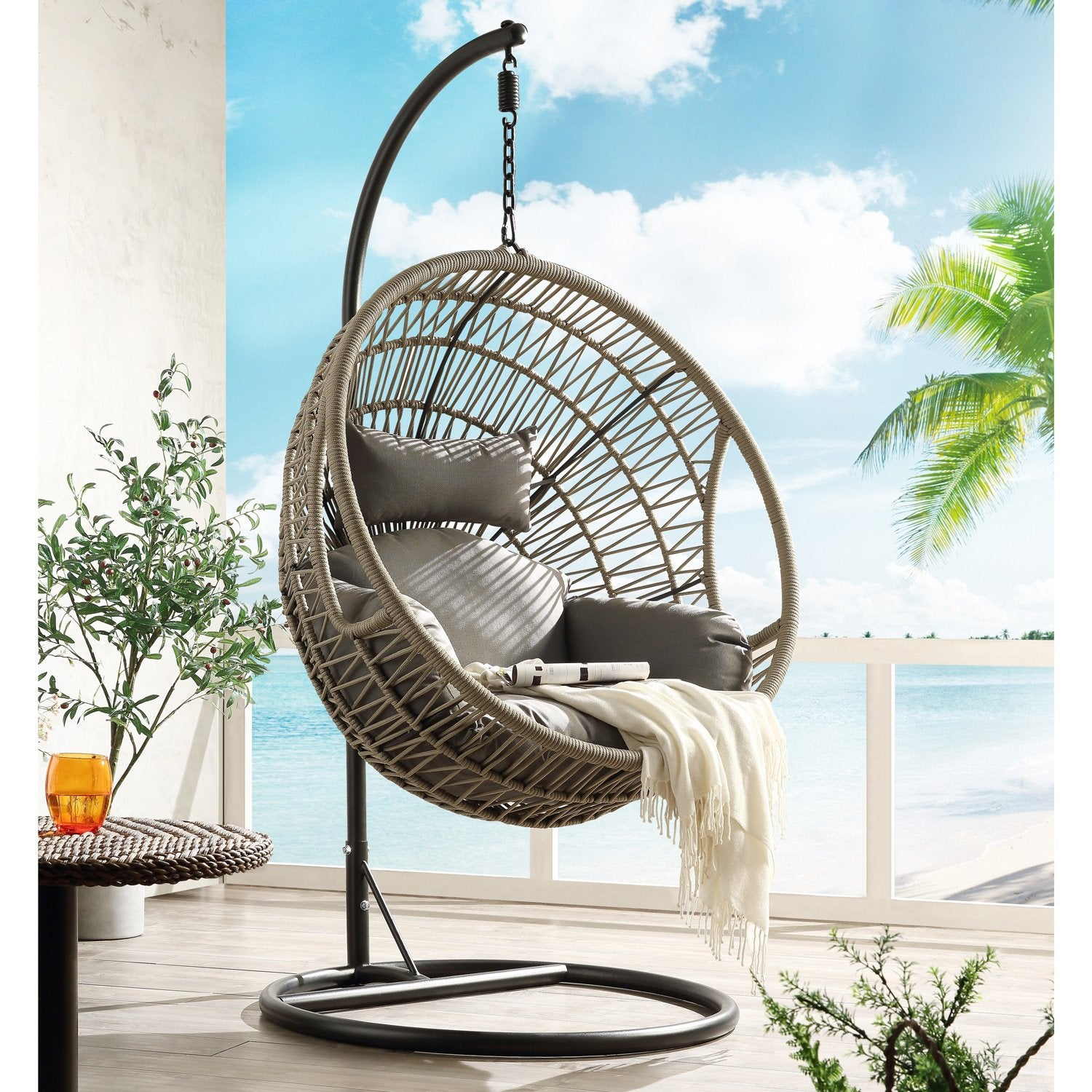 Bary Patio Swing Chair