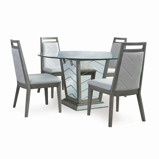 Vienna 5PC Round Dining Set