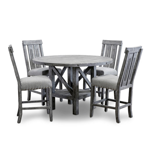 Quincy 7PC Counter-Height Dining Set
