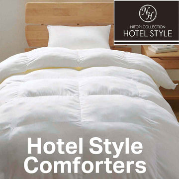 hotel style comfoters