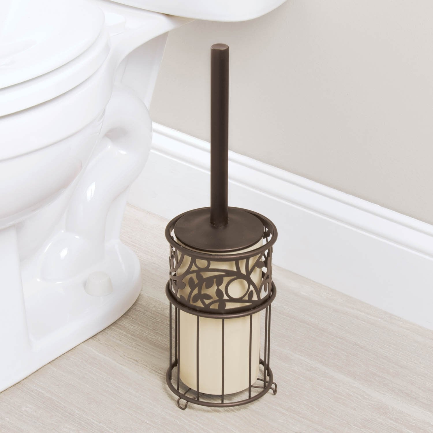 Toilet Cleaning & Organizing