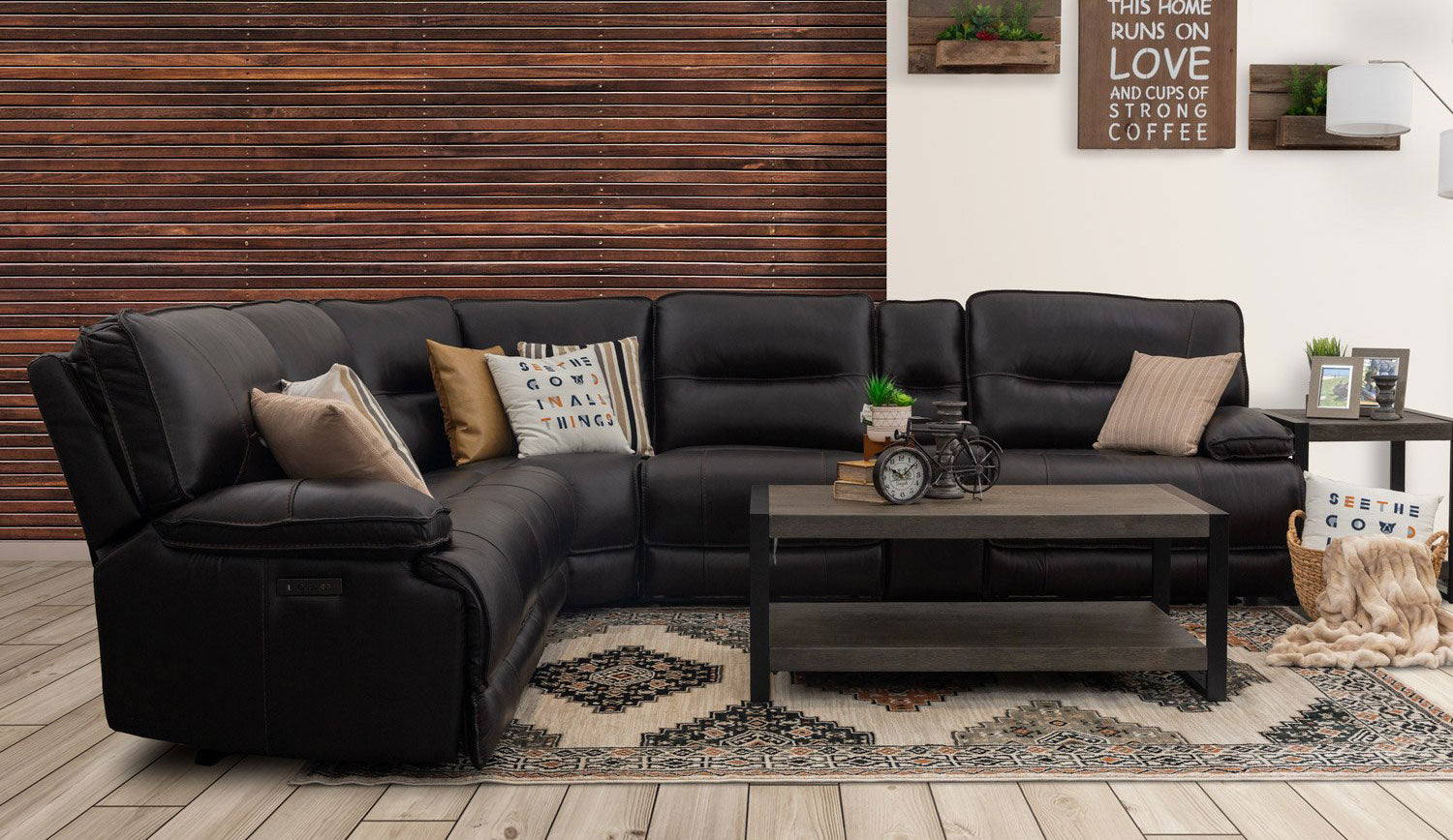Craig 6PC Sectional