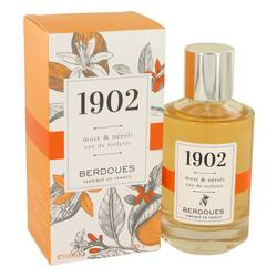 1902 Musc & Neroli Eau De Toilette Spray By Berdoues