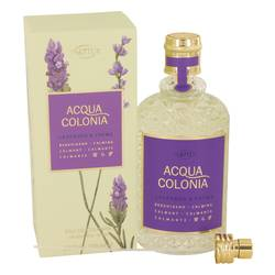 4711 Acqua Colonia Lavender & Thyme Eau De Cologne Spray (Unisex) By Maurer & Wirtz