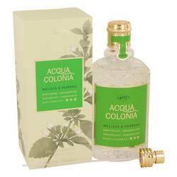 4711 Acqua Colonia Melissa & Verbena Eau De Cologne Spray (Unisex) By Maurer & Wirtz