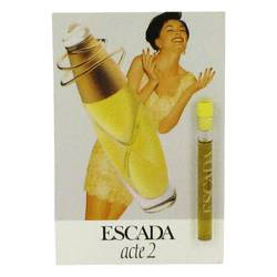 Acte 2 Vial (sample) By Escada