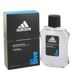 Adidas Ice Dive Eau De Toilette Spray By Adidas