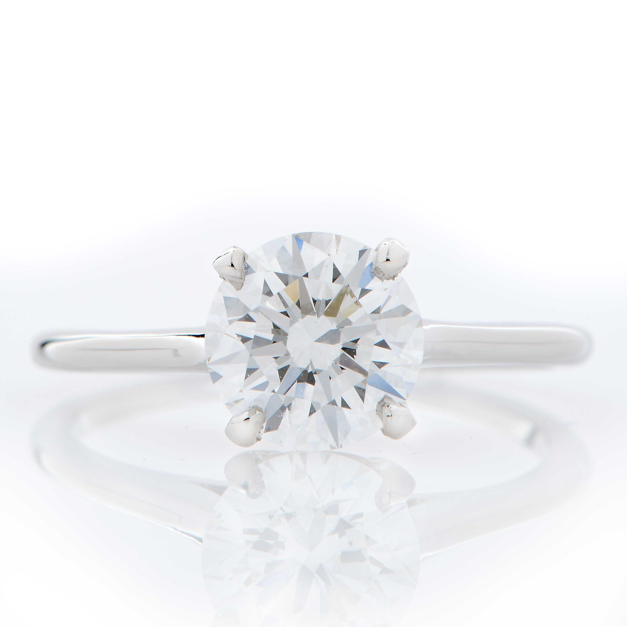 Choosing a diamond for your engagement ring. Shapes