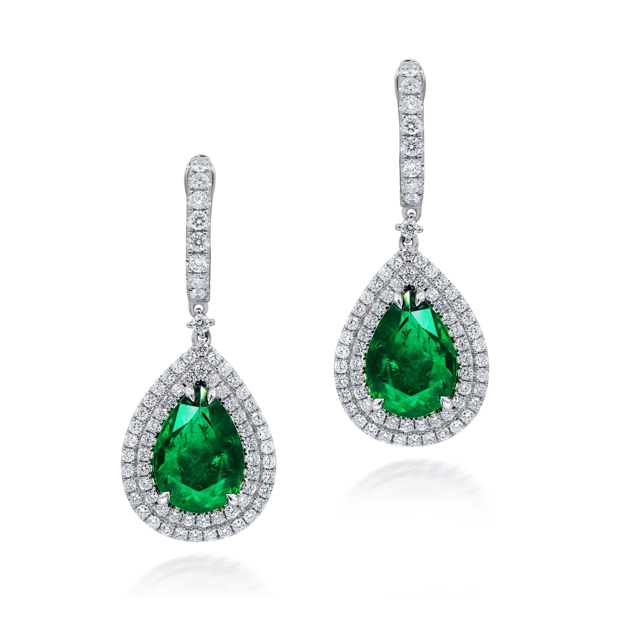 Sell Emerald Earrings in Miami