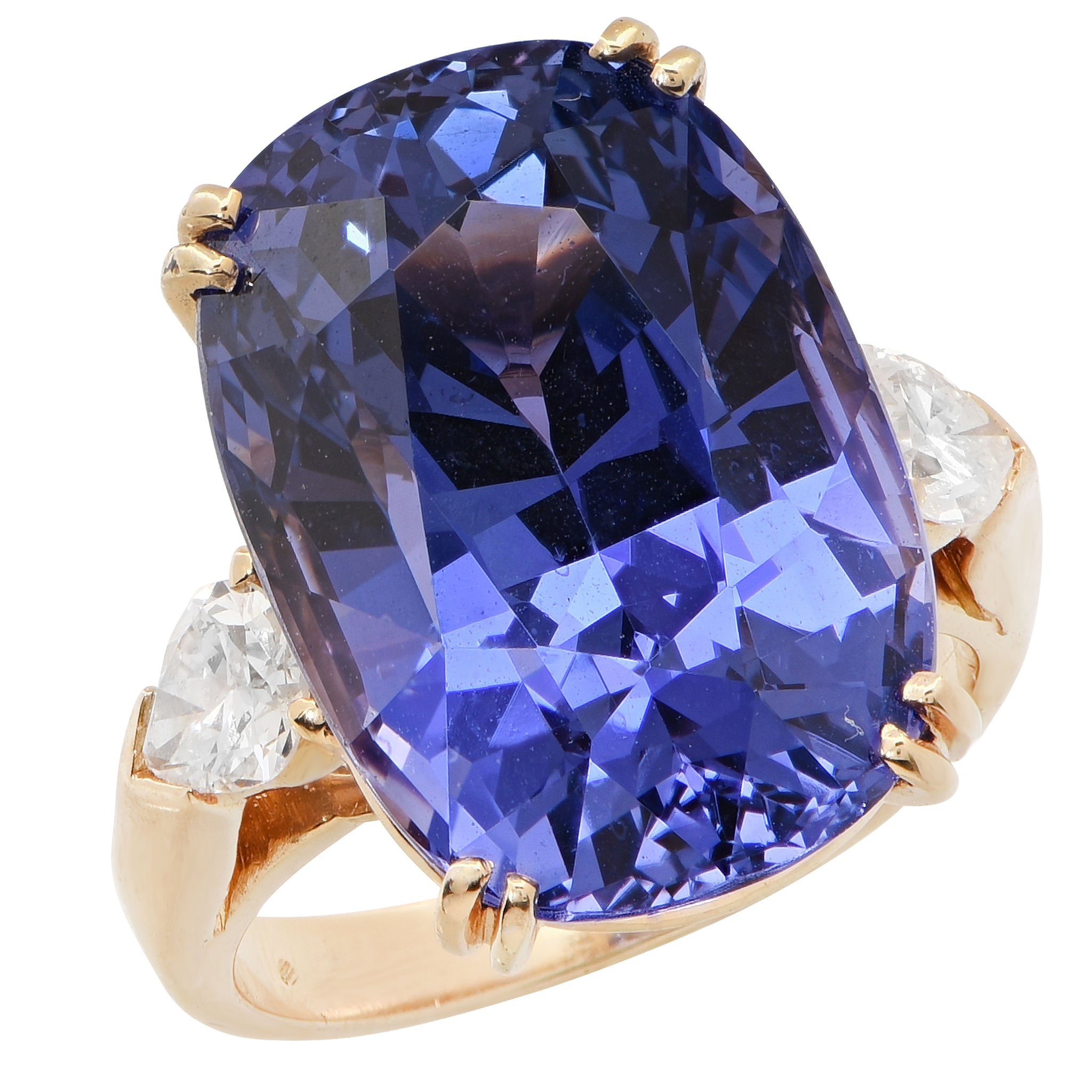sapphire and dia band rings ctw alternate gemstone jewelry ring color diamond